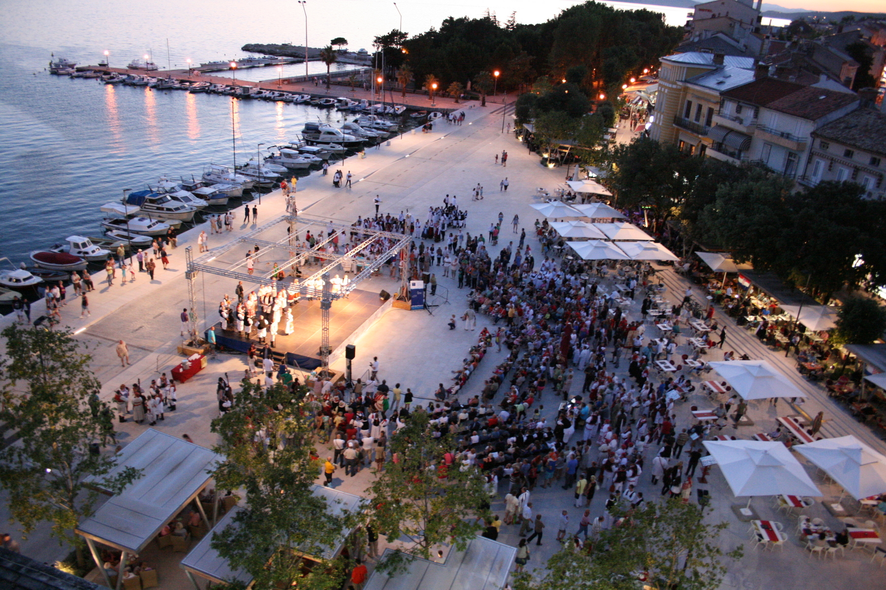 7th Adriatica Folk Fest 2018 International Folklore Festival Crikvenica