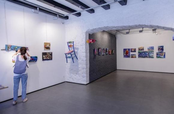 Upoznavanje umjetničke galerije